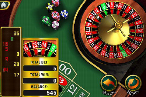 Screenshot American Roulette 3D